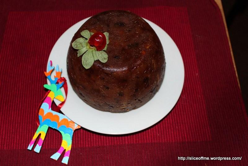 Christmas Pudding | sliceoffme