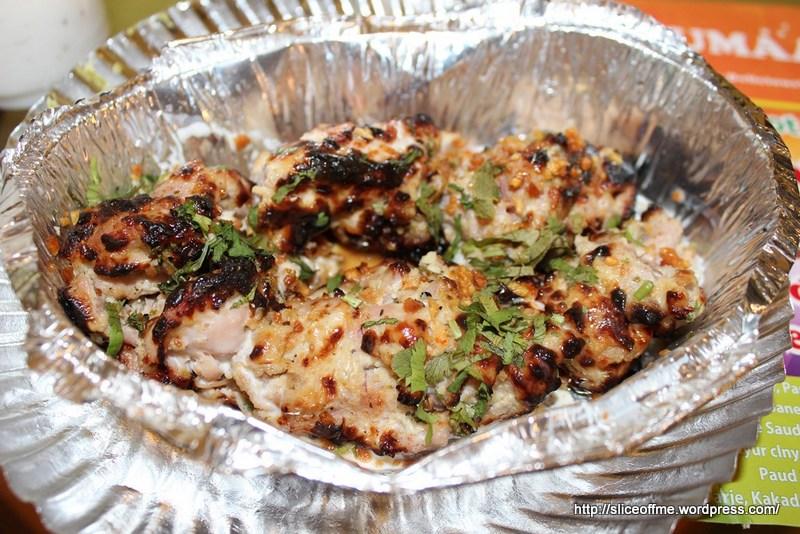 Lasooni Kebab Image 1