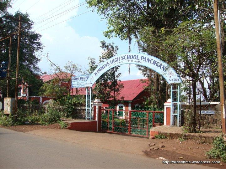 Kimmins High School,Panchgani