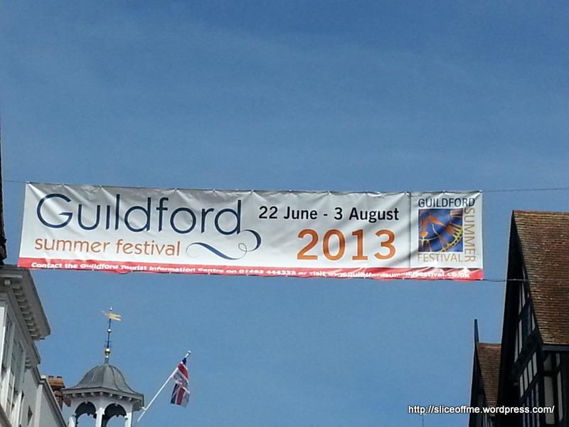 Banner Guilford Summer fest