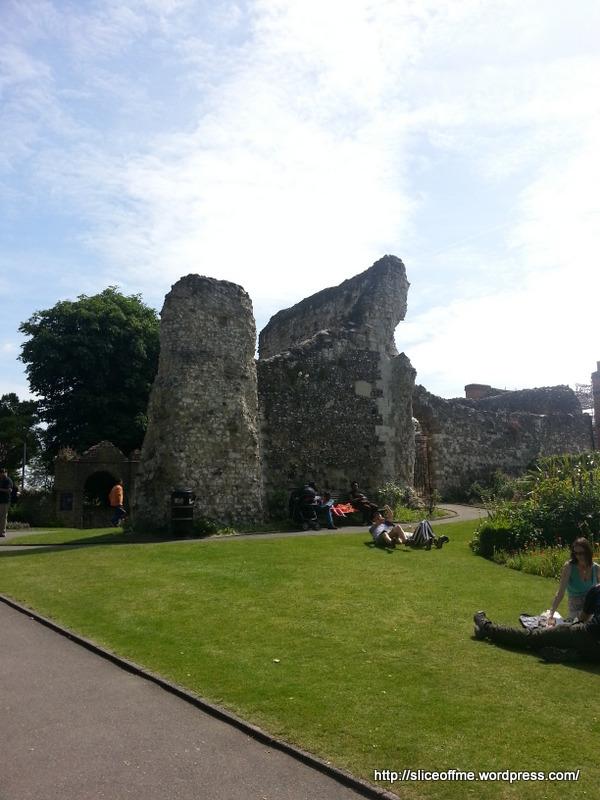 Guilford Castle