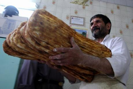 Barbari Bread