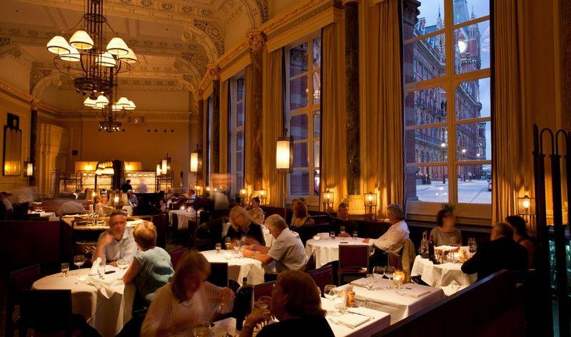 The Restaurant as night falls (2)