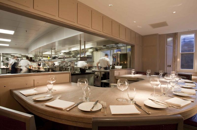 The Gilbert Scott Kitchen Table