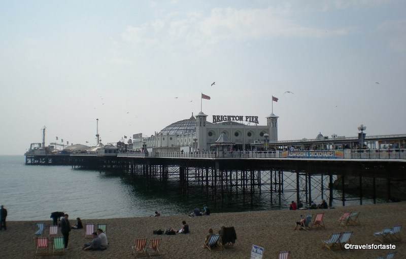Family days out - Top 5 spots around London - Brighton Pier