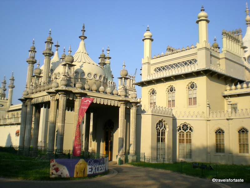 Family days out - Top 5 spots around London - Royal Pavilion, Brighton