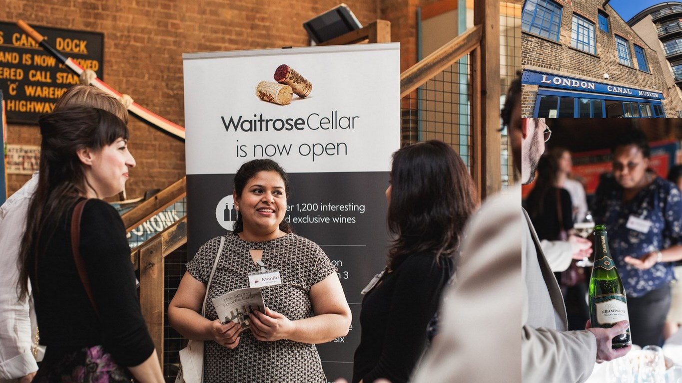 14th May'14 Waitrose Wine Cellar event5 (Copy)