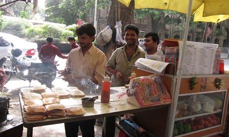 Mumbai sandwichwallah