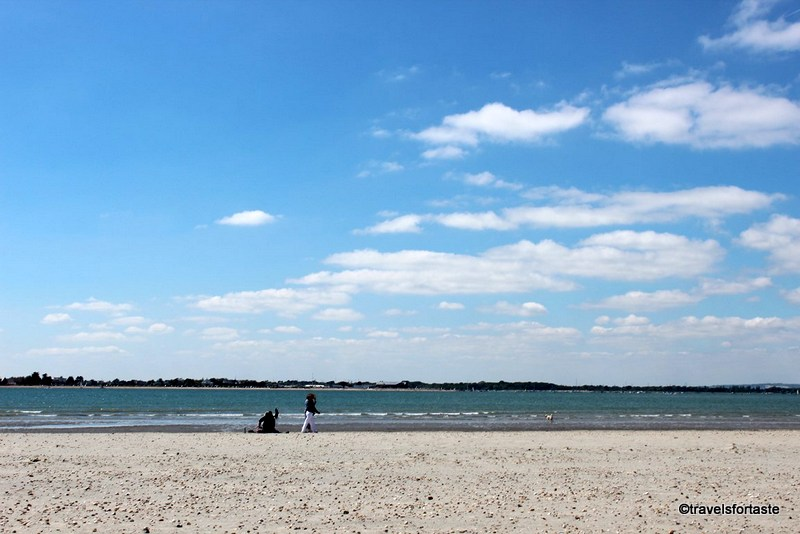 Family days out - Top 5 spots around London - West Wittering Sandy Beach