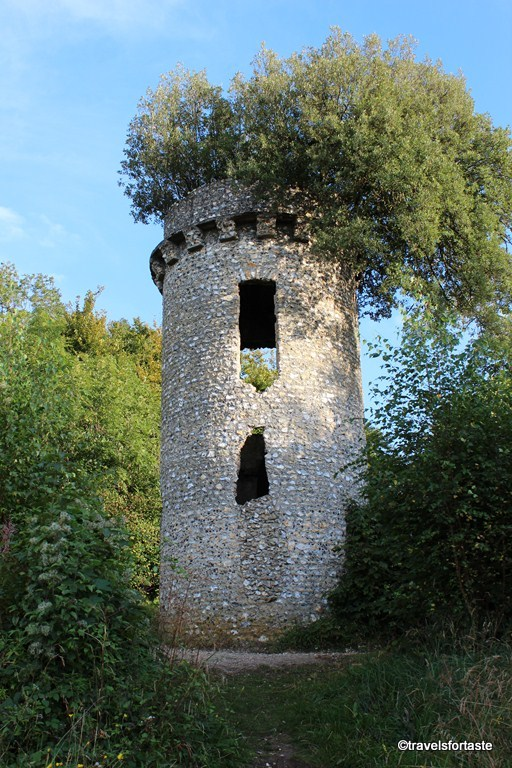 Family days out - Broadwood's Folly at Box Hill, Surrey