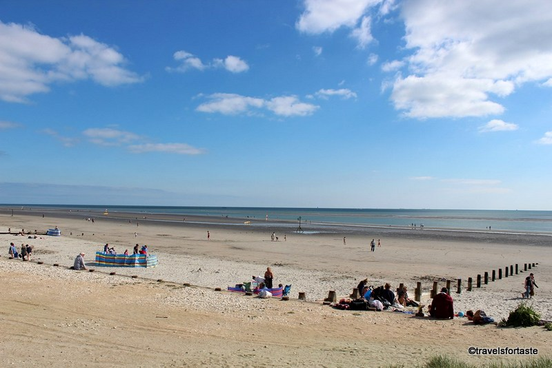 Family days out - Top 5 spots around London - West Wittering Beach during summer
