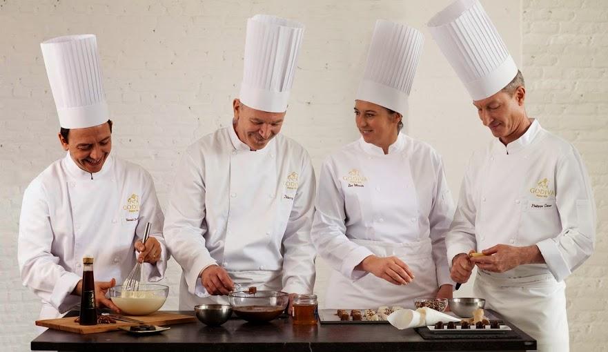 Godiva Chefs Selection