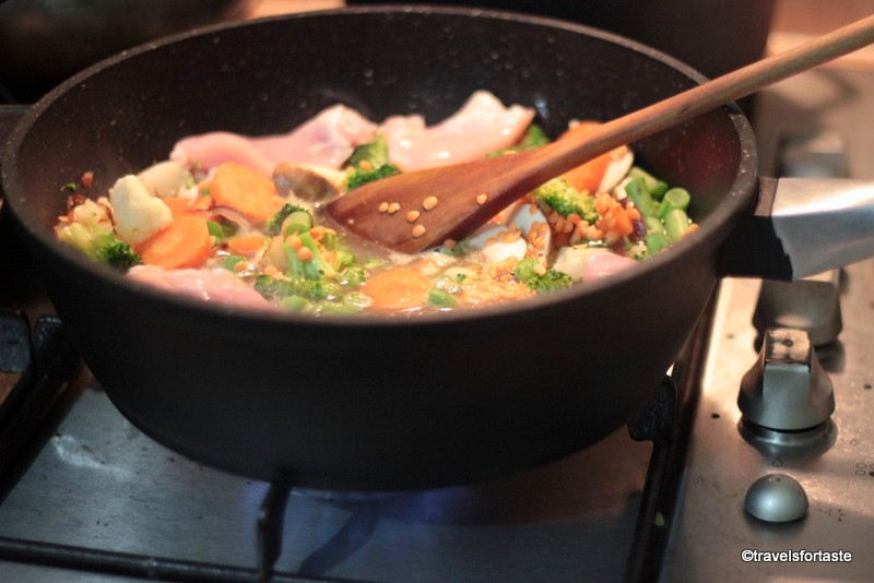 heaven in a saucepan - healthy , happy meals begin here!