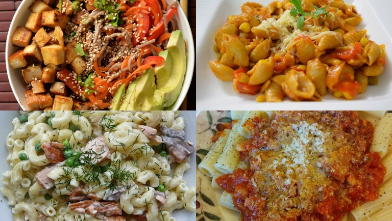 Pasta Please July 2015 round up - inspiring recipes